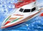 لعبة القارب السريع