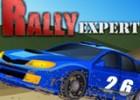 لعبة سيارات سباق زرقاء