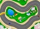 لعبة سباق سيارات في الشوارع