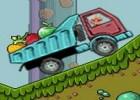 لعبة ماريو شاحنة النقل