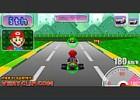 لعبة سيارة سوبر ماريو