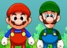 لعبة ماريو متفجرات