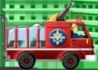 لعبة سيارة الاطفاء 2
