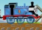 لعبة القطار الحقيقي والطريق الطويل