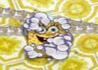 لعبة سبونج بوب تنظيف البيت بالماء والصابون