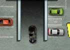 لعبة ركن السيارات السريعة
