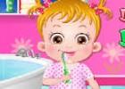 لعبة تنظيف الاطفال الجديدة