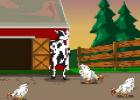 لعبة مغامرات البقرة الضاحكة