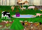 لعبة ترتيب ديكور المزرعة