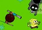 لعبة حماية سبونج بوب