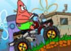 لعبة سبونج بوب دراجات