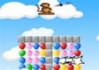 لعبة القرد والبالونات 100