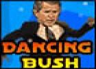 لعبة بوش الراقص