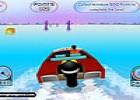لعبة القوارب المائية