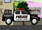 لعبة سيارات الشرطة والسارق