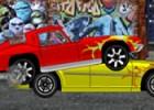 لعبة سيارات على الفيس بوك