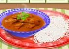 العاب طبخ حساء دجاج الكاري الهندي