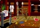 العاب تنظيف غرفة النينجا المقاتل
