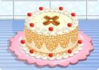 العاب طبخ كعكة الكريمة الشهية