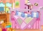 العاب ديكور سرير الطفل الرضيع