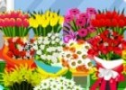 العاب ديكور متجر الورود 2014