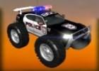 العاب شاحنة الشرطة القاتلة