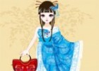 لعبة تلبيس البنت الصينية