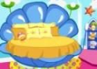 العاب ديكور السرير