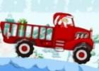 العاب شاحنة بابا نويل