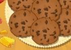 العاب تحضير الكوكيز بحشوة الشوكولاتة