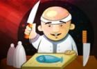 لعبة بار السوشي