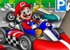 العاب توقيف سيارة ماريو