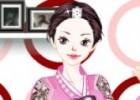 لعبة تلبيس الاميرة الكورية