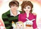 لعبة مكياج كل افراد العائلة