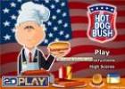 لعبة طبخ الرئيس بوش