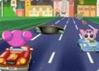 لعبة سيارات وطبخ