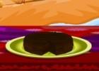 لعبة طبخ الكيك الاسمر