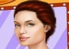 لعبة مكياج انجلينا جولي make up