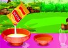 لعبة طبخ كيك البرتقال