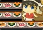 لعبة طباخ السوشي