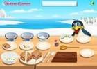 العاب طبخ باربي والبطريق الصغير