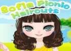 العاب قص شعر صوفيا الجديدة