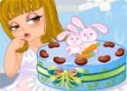 لعبة طبخ و تزيين تورتة الاحلام