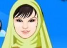 لعبة تلبيس بنات اسلامية