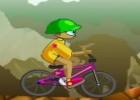 لعبة مغامرة الدراجة