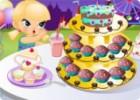 لعبة تزيين الحلويات
