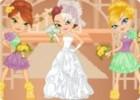 لعبة تلبيس العروسة واخواتها الحلوات