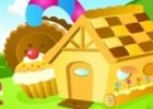 العاب ترتيب بيت الشوكولاتة