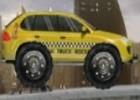 العاب شاحنة التاكسي