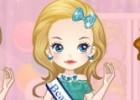 لعبة تلبيس مسابقة ملكة الجمال